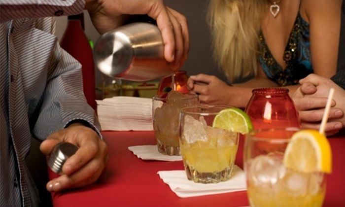 American Professional Bartending Schools of Illinois - Multiple Locations: Course from American Professional Bartending Schools of Illinois. Two Options Available.