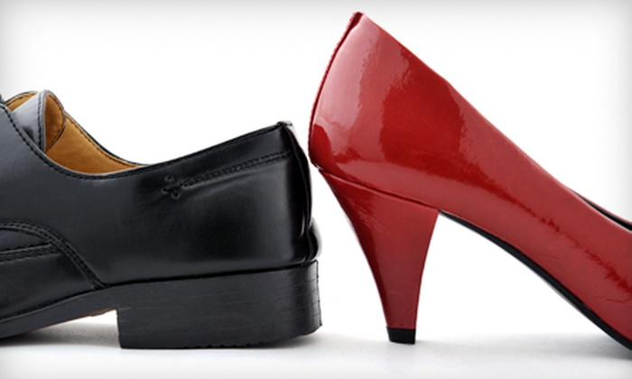 Joe's Shoe Service - Robertson: $15 for $30 Worth of Shoe and Handbag Repair at Joe's Shoe Service in Manchester