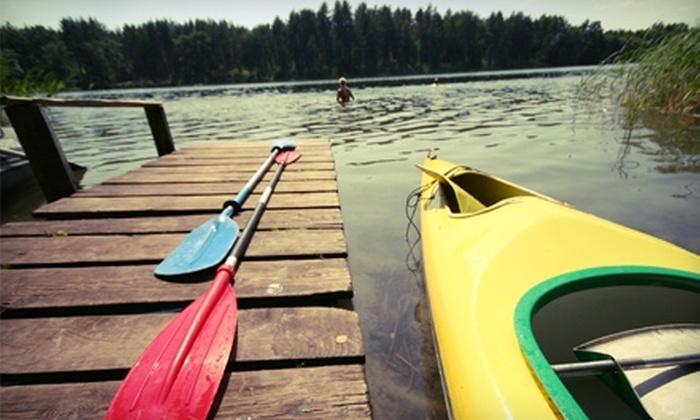 Mountain Mama's Kayak & Bike Rentals - Wheeling: $16 for Kayak or Bike Rental for Two at Mountain Mama's Kayak and Bike Rentals in Wheeling (Up to $32 Value)
