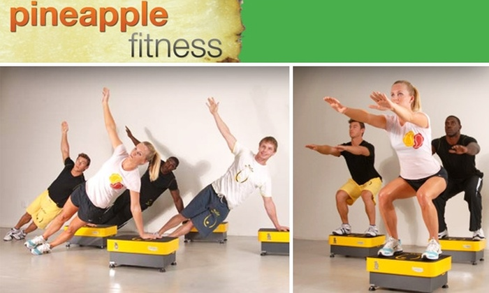 Pineapple Fitness - West Los Angeles: $49 for One Month of Unlimited Classes at Pineapple Fitness
