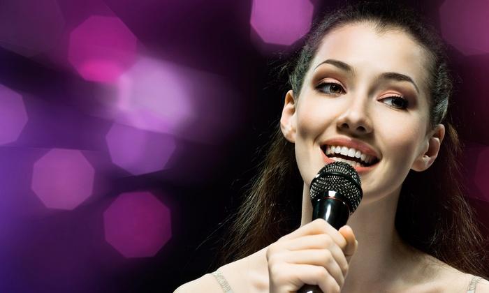 Lautstark - Lautstark: 5x oder 10x 30 Min. Gesangsunterricht bei Lautstark (bis zu 59% sparen*)