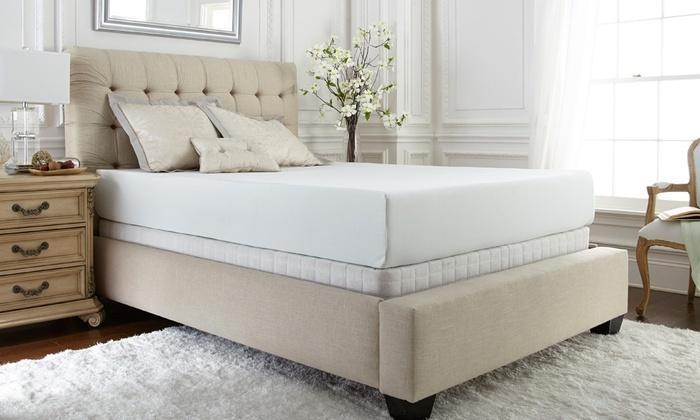 PuraSleep XCEL Foam Mattresses | Groupon Goods