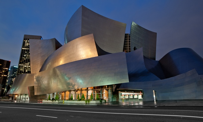 LA Philharmonic - Walt Disney Concert Hall: LA Philharmonic Concerts at Walt Disney Concert Hall on February 6 or 10 at 8 p.m. (Up to 39%Off)