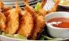 The Crossroads - The Crossroads: Cajun Fare and Drinks for Two or More or Four or More at The Crossroads in Garwood (Up to 56% Off)