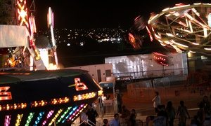 Rodeo, Demolition Derby, Or Carnival Tickets At The Salt Lake County Fair On August 6��9 (up To Half Off)