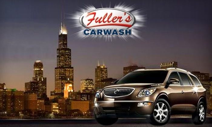 Fuller's Carwash, Detail & Lube Center - Hinsdale: Carwash and Auto Services at Fuller's Carwash, Detail & Lube Center in Hinsdale. Choose from Three Options.