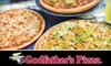 Godfather's Pizza - Multiple Locations: $15 for $30 Worth of Pizza, Salads, Drinks, and More at Godfather's Pizza