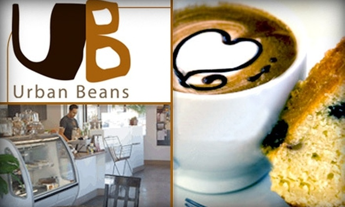 Urban Beans - Encanto: $10 for $20 Worth of Tapas, Coffee, and Specialty Drinks at Urban Beans