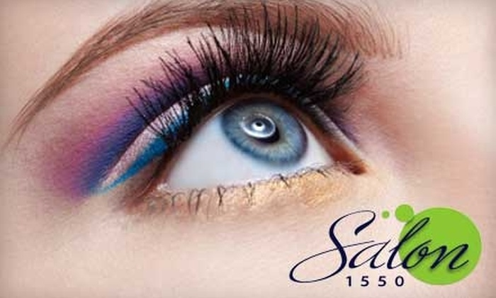 Salon 1550 - Memphis: $10 for an Eyebrow and Lip Wax at Salon 1550 ($32 Value)