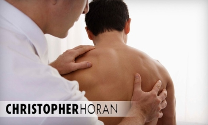 Christopher Horan - Allandale: $49 for One 90-Minute Rolfing Massage from Christopher Horan ($120 Value)