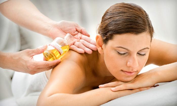 All About U Salon, Spa & Boutique - McKinney: Massage or Choice of Facial at All About U Salon, Spa & Boutique in McKinney