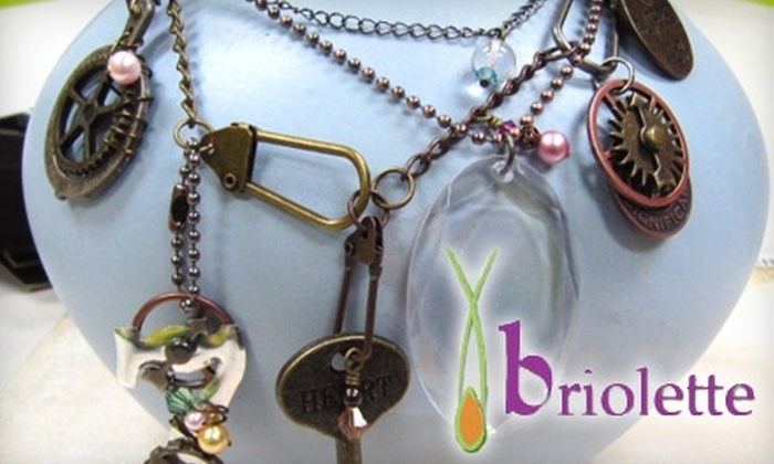 Briolette Beads & More - Forest Park: $15 for $30 Worth of Jewelry Classes at Briolette Beads & More in Forest Park