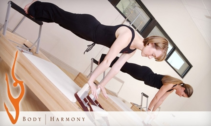 Body Harmony Pilates - Reno: $30 for Five Group Mat Classes at Body Harmony Pilates ($65 Value)