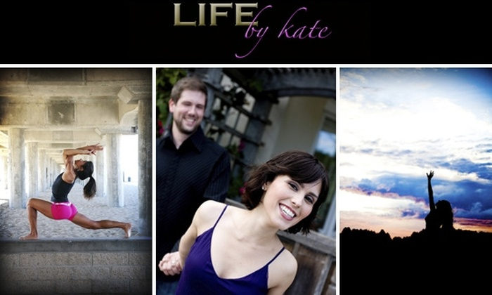Life By Kate - San Diego: $50 for Photo Shoot & Digitals from Life by Kate ($500 Value)