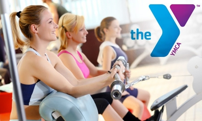 Trotter Family YMCA - Great Uptown: One-Month Individual Membership, Senior Membership, or Family Membership to the Trotter Family YMCA.  Choose from Three Options.