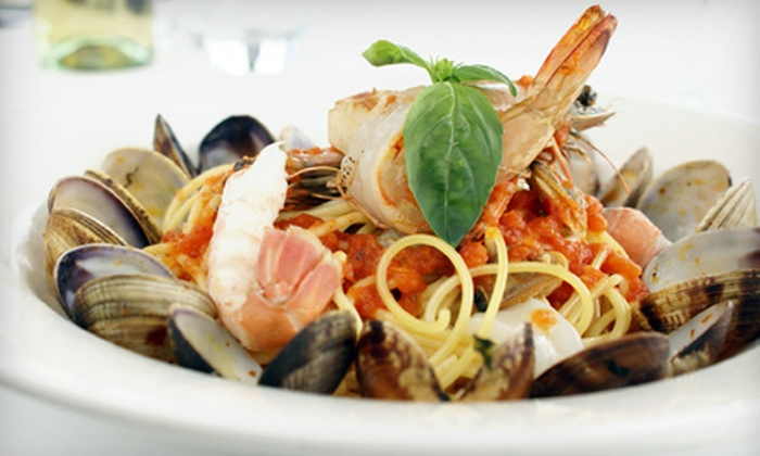 Picasso's Bistro - Chesterfield: $15 for $30 Worth of Italian and Mediterranean Cuisine and Drinks at Picasso's Bistro in Chesterfield