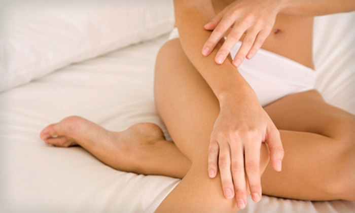Louisville Laser and Spa - Northtown: $99 for Eight Laser Hair Removal Treatments at Louisville Laser and Spa (Up to $600 Value)