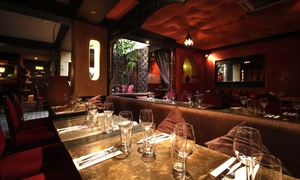 Dada Restaurant: €30 or €50 to Spend on Moroccan Cuisine at Dada Restaurant (Up to 50% Off)