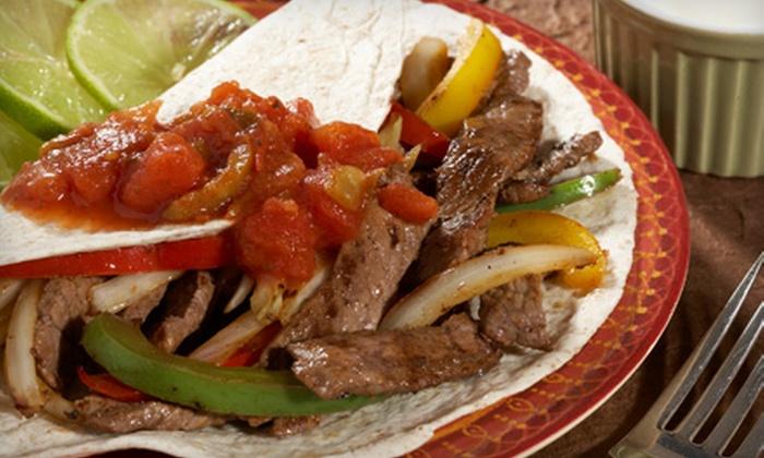 Hacienda Azteca - White Plains: Mexican Fare for Dinner or Lunch at Hacienda Azteca in White Plains