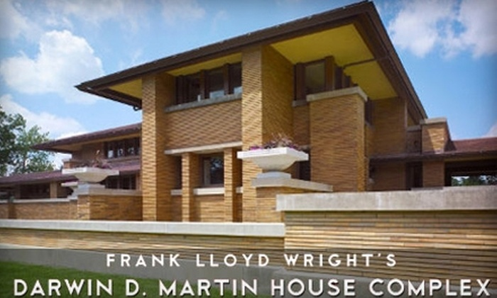 Frank Lloyd Wright's Martin House Complex - Parkside: $7 for Guided Tour of Frank Lloyd Wright's Martin House Complex (Up to $15 Value)