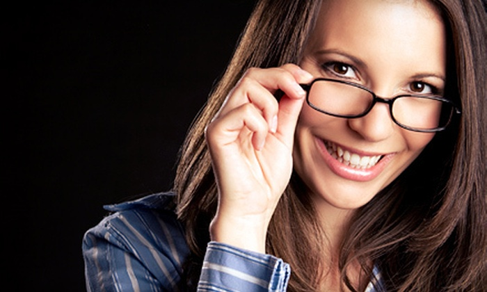 Clear Vision Express - Bailey's Crossroads: Optical Services at Clear Vision Express in Falls Church (Up to 84% Off). Two Options Available.