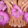 Up to 60% Off Haircut or Mani-Pedi in Branford