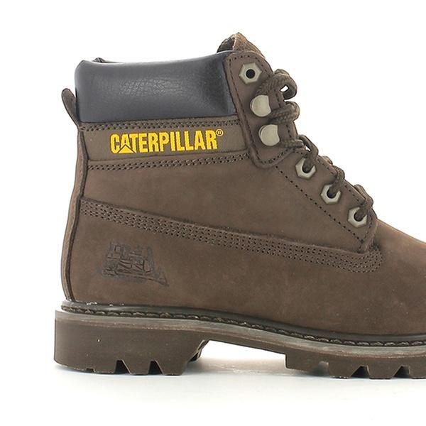 d6e7fc448e89f9 Boots Caterpillar, 100% Cuir | Groupon