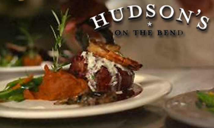 Hudson's on the Bend - Cardinal Hills Estates: $49 for a Three-Course Tasting Menu for Two at Hudson's on the Bend
