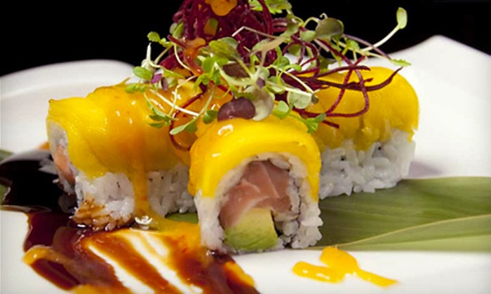 Ozu - Brooklyn Heights: $24 for a Sushi Meal for Two at Ozu in Brooklyn (Up to $55 Value)