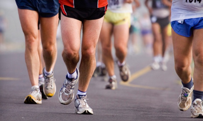 The Louisiana Marathon - Garden District: $37 for Registration for The Louisiana Marathon in Baton Rouge ($75 Value)
