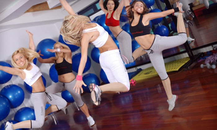 Feels So Good Fitness - Multiple Locations: Five or Eight Zumba Classes at Feels So Good Fitness (Up to 69% Off)