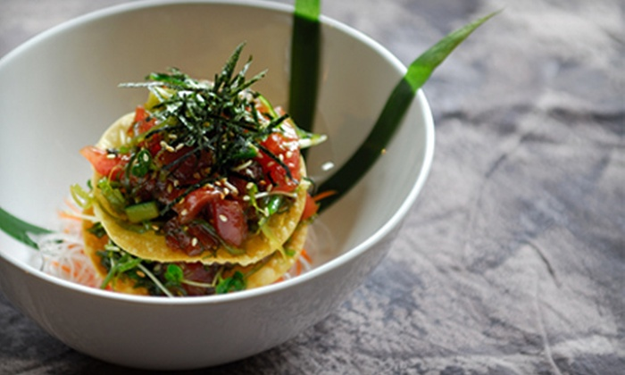 Yuki Arashi - Park City: $29 for $60 Worth of Sushi and Tapas at Yuki Arashi in Park City