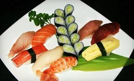 $30 Groupon to Sushi Tsu - Sushi Tsu in Tampa
