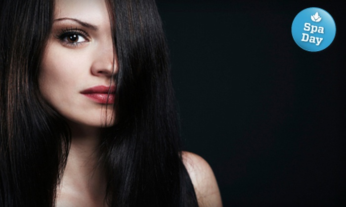 Spa DG Couture - West Glen Community Association: $99 for Permanent Makeup Application for Eyebrows or Eyelids at Spa DG Couture in Glendale (Up to $400 Value)