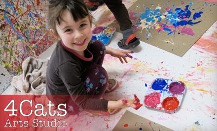4Cats Arts Studio - 4Cats Arts Studio in Edmonton