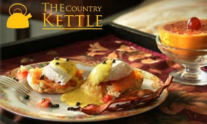 Country Kettle - 400 North: $10 for $20 Worth of Comfort Food at Country Kettle