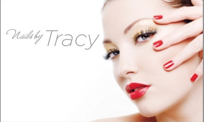 Nails By Tracy - Lower East Side: $29 for a Mani-Pedi from Nails by Tracy (Up to $60 Value)