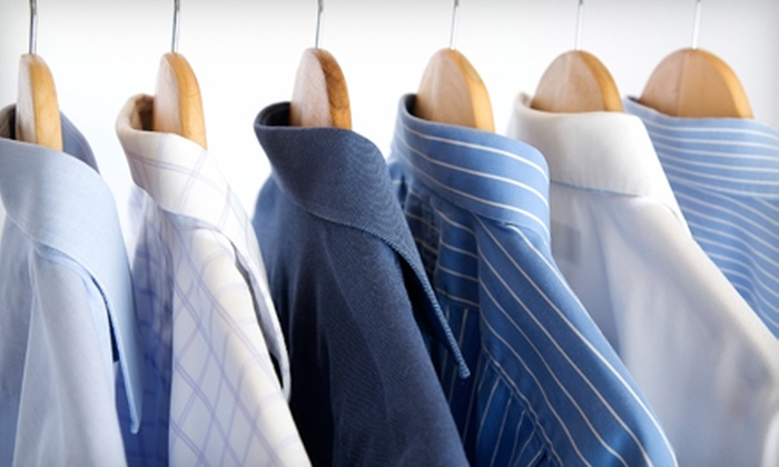 Esquire Garment Care - Queen Street West: Dry Cleaning Services or Wedding-Gown Preservation at Esquire Garment Care. Three Options Available.