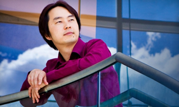 Utah Symphony - Rio Grande: $15 for Two Best-Available Tickets to See David Cho at the Utah Symphony on August 17 ($30 Value)