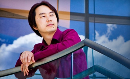 David Cho with the Utah Symphony at Abravanel Hall on Wed., Aug. 17 at 7:30PM: Best-Available Seating - Utah Symphony in Salt Lake City
