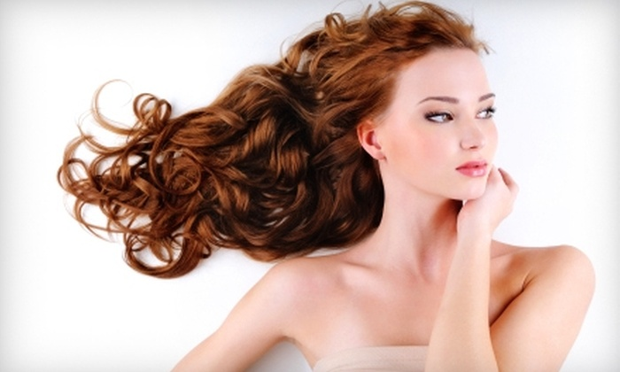 Salon at the Station - Little Silver: $25 for $50 Worth of Salon Services at Salon at the Station in Little Silver