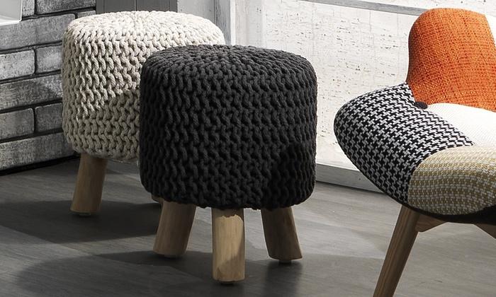 Pouf knit di tomasucci groupon goods - Mobili tomasucci opinioni ...