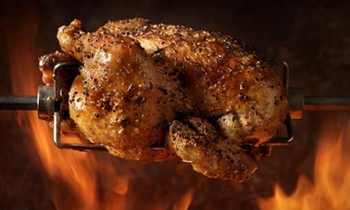 Chicken Kitchen - Miami: $5 for $10 Worth of Speedy Chicken Dishes at Chicken Kitchen
