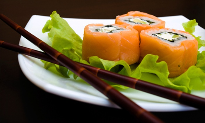 Kabuto Japanese House of Steaks - Laurel: $20 for $40 Worth of Dinner for Two at Kabuto Japanese House of Steaks
