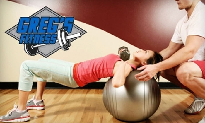 Greg's Fitness - Hanover: $35 for One Month of Boot Camp at Greg's Fitness ($110 Value)