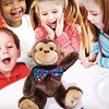 56% Off Stuffed-Animal Workshop Party for Five