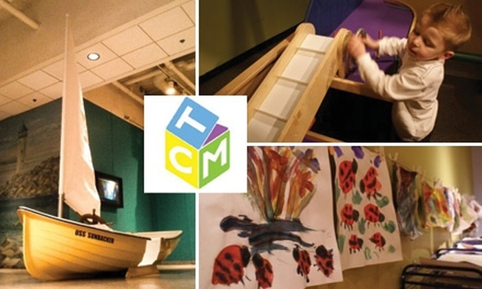 The Children's Museum, Seattle - Seattle: $15 for a Family Four-Pack of Tickets to The Children's Museum, Seattle ($30 Value)