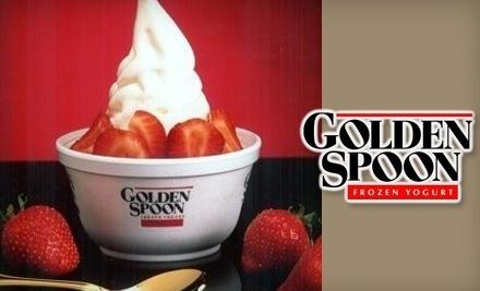 $10 Groupon to Golden Spoon Frozen Yogurt - Golden Spoon Frozen Yogurt in Surrey