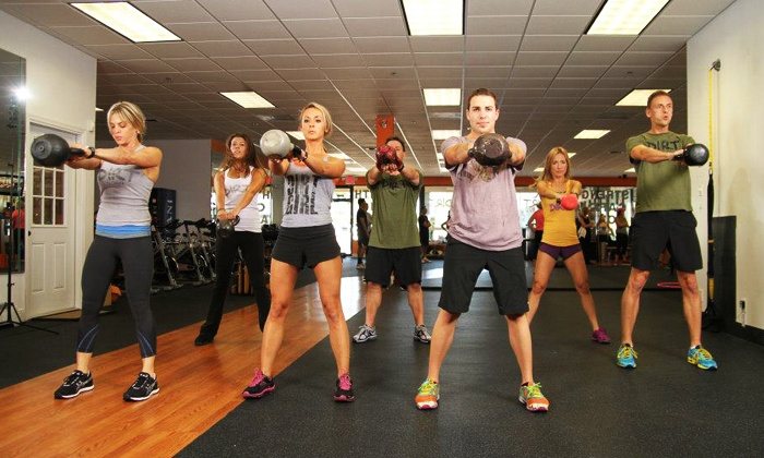 Dirt Fitness - Boca Raton: One Month of Unlimited Classes at Dirt Fitness (81% Off)