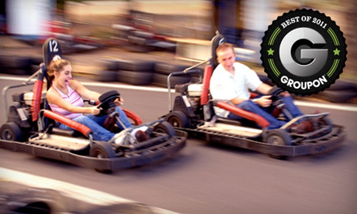 Funworks! - Modesto: $29 for a 12-Attraction Family-Fun Outing at Funworks! ($60 Value)